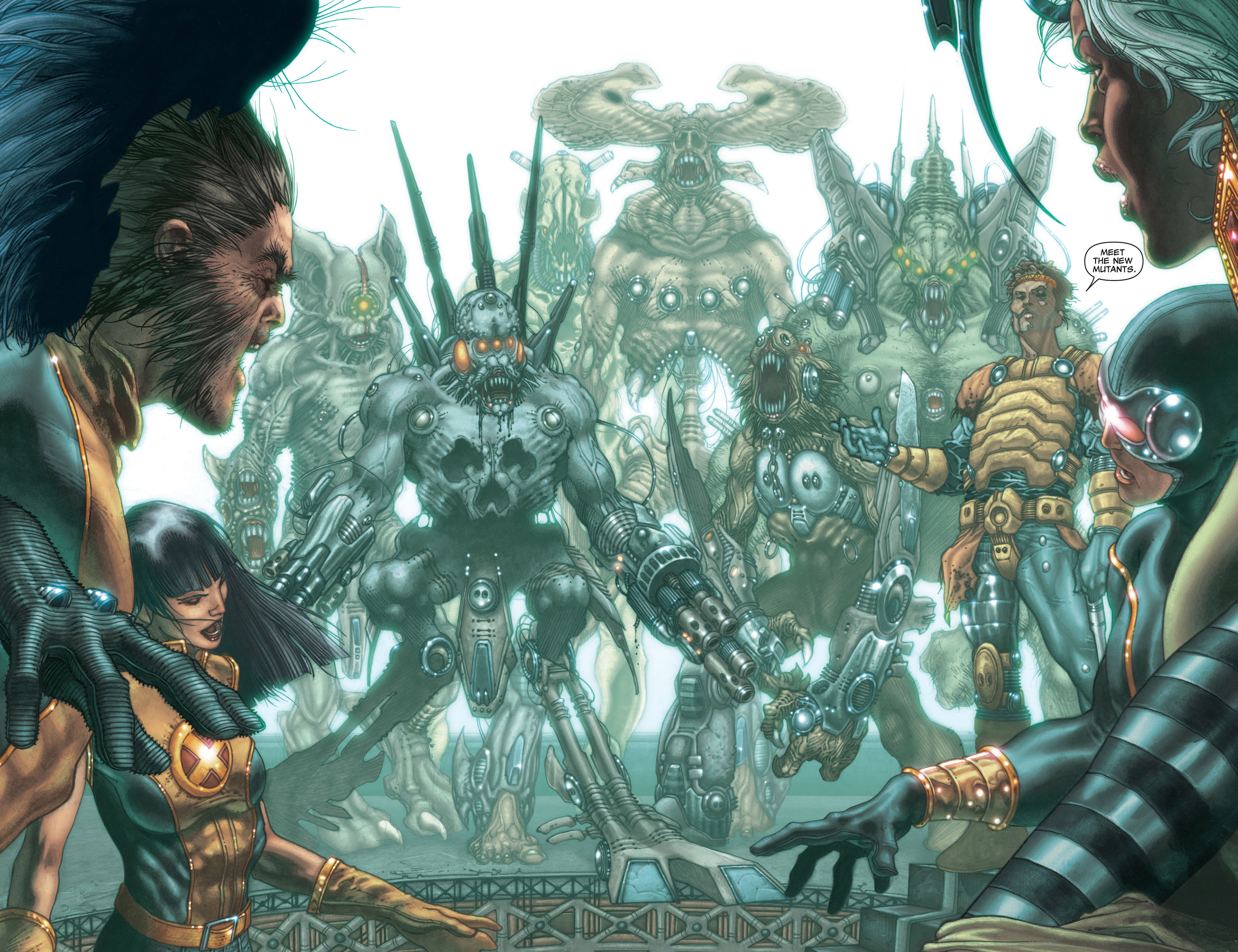 Read online Astonishing X-Men (2004) comic -  Issue #30 - 6