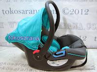 Baby Carrier dan Baby Car Seat CocoLatte CS28 Omni Group 0+ (New Born - 13kg)