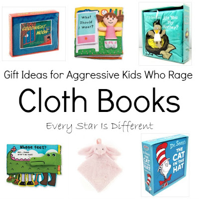 Cloth book gift ideas.
