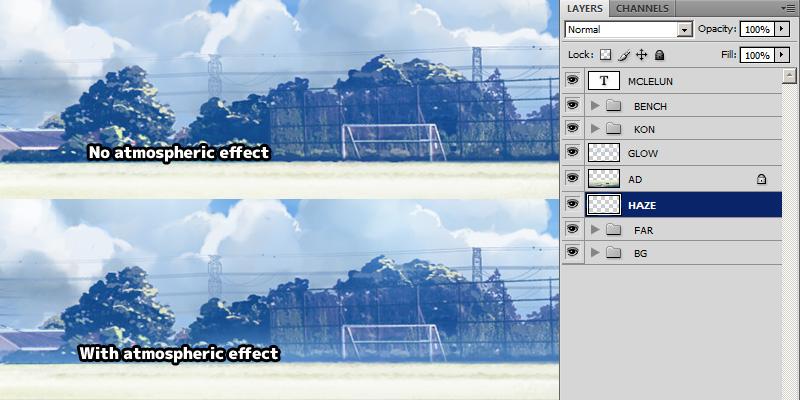 anime effect