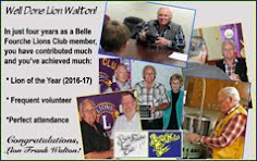 <i>It&#39;s another award for Lion Walton</i>