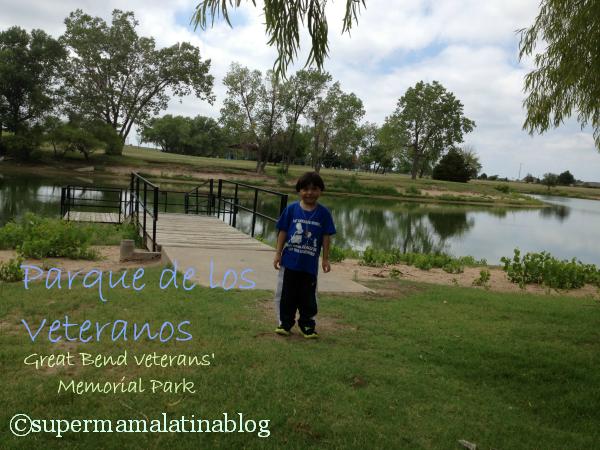 """Ida al """"Parque de los Veteranos"""""""