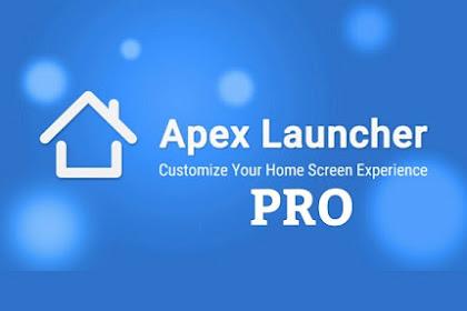 Apex Launcher Pro 4.3.2 Apk