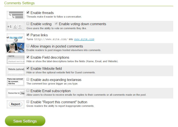 Thêm hệ thống comment giống WordPress cho Blogspot
