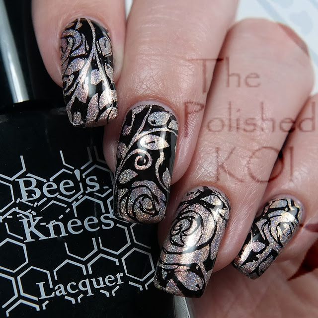 Bee's Knees Lacquer The Mittengard Wyrm and Void