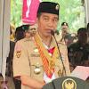 Kak Jokowi (Presiden RI) Hadir KPN 2018 (Karang Pamitran Nasional)