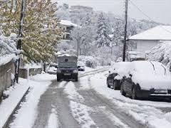 Σε ποιες Πολεις θα εκδηλωθούν Χιονομπόρες  την Παρασκευή και το Σάββατο.Χιονοπτωση και ολικος παγετος στην Ημαθια.