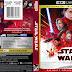 Star Wars: Episode VIII - The Last Jedi 4k Bluray Cover