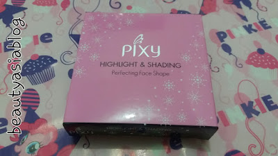 Pixy Highlight & Shading Perfecting Face Shape (Contour Kit)
