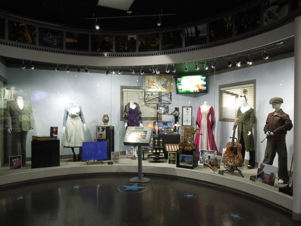 NBC Universal Experience Exhibit July 2013