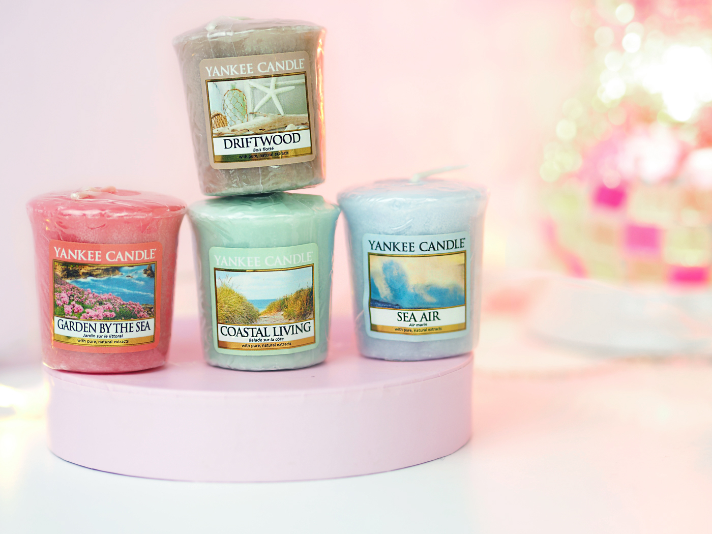 Yankee Candle Coastal Living Collection Review