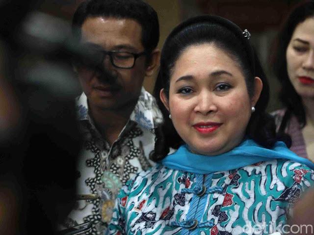Titiek Soeharto Siap Maju Sebagai Ketum Golkar