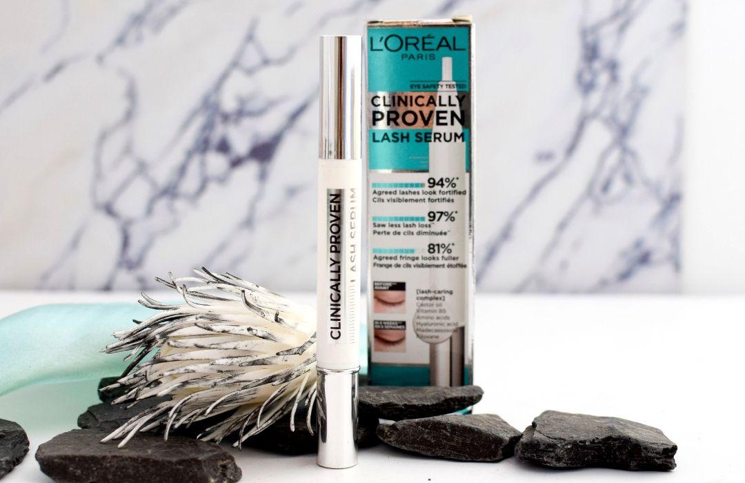 Wei gut ist das Lash Serum von L'Oréal Paris?