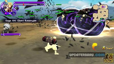 Naruto Ultimate Ninja Impact Biju/Sage Mode