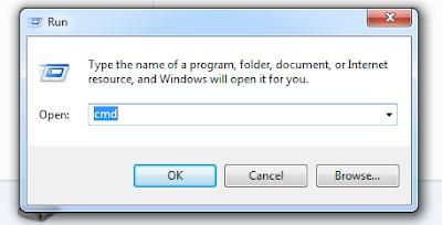 Cara Sharing File