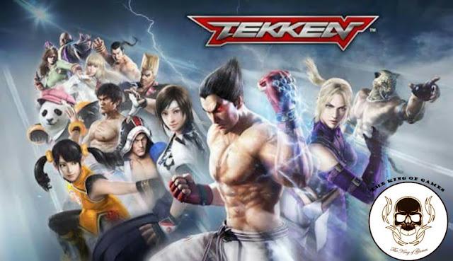 تحميل لعبة Tekken للاندرويد APK برابط واحد مباشر