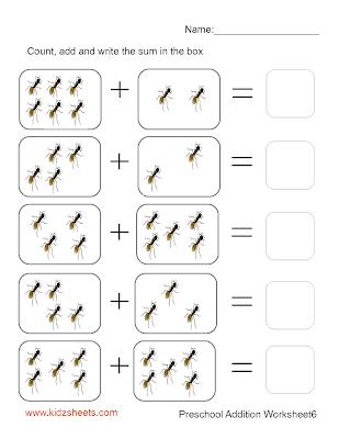 Number Names Worksheets » Pre School Work Sheets - Free Printable ...