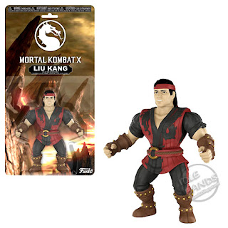 Funko Mortal Kombat 5.5 inch Action Figures