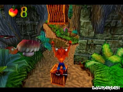 Crash Bandicoot 2 Cortex Strikes Back Iso PS1 - Download