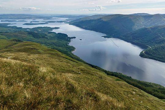 Loch Lomond, Skotlandia