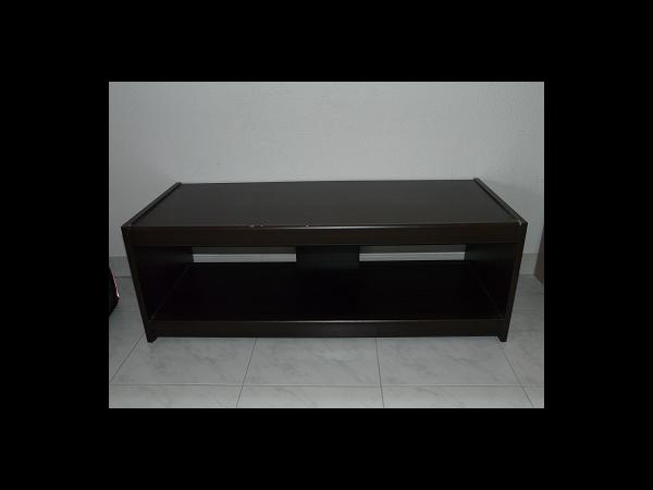 meuble tv noir conforama meuble tv. Black Bedroom Furniture Sets. Home Design Ideas