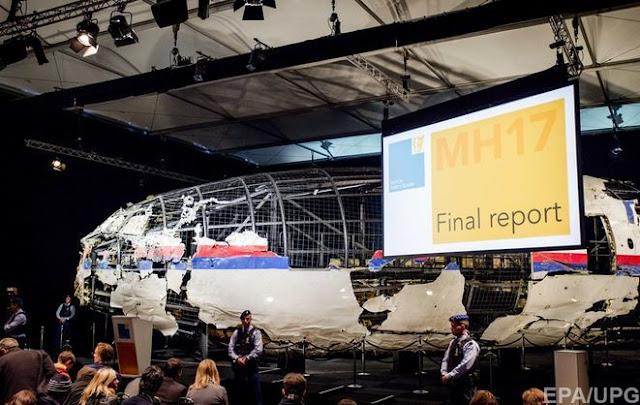 Генсек НАТО закликав Росію визнати провину у знищенні Боїнга МН17