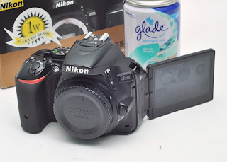 Jual Kamera Nikon D5500 Second
