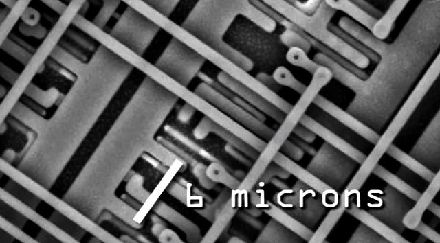 90b8ef4d475f6 Vídeo mostra zoom em chip até seus transistores   Brasil Acadêmico