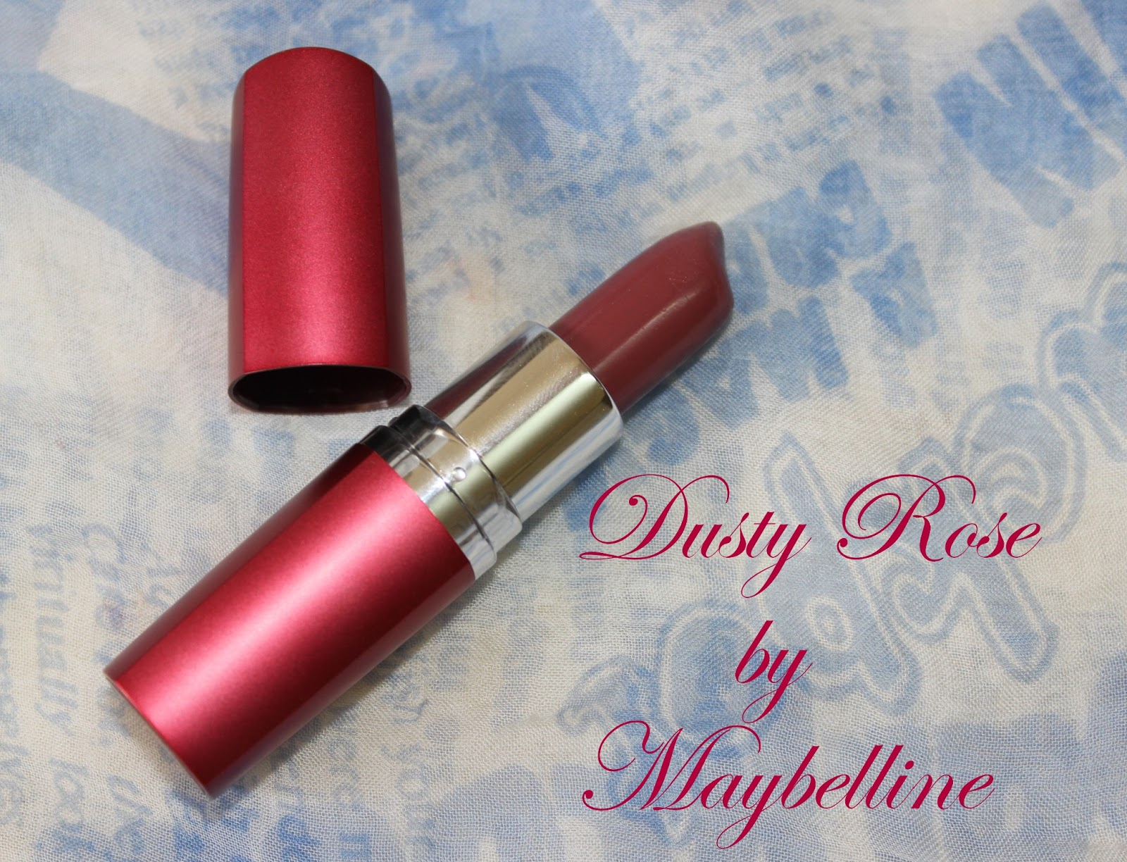 Maybelline Colorsensational Moisture Extreme Lipstick In Dusty Rose