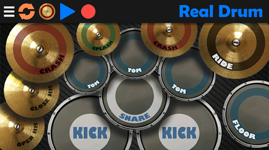 Crazy Apps Apk: Real Drum Apps Apk v6.14 Download