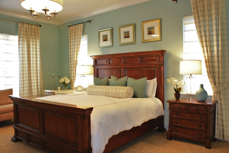 FULL HD PICTURES WALLPAPER » Sherwin Williams Sea Salt Bedroom