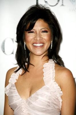 Hot and sexy CBS journalist Julie Chen