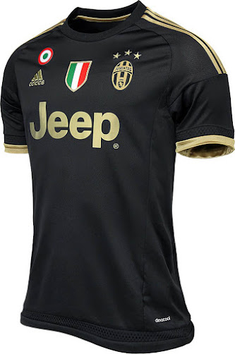 e7496af7f Adidas Juventus 15-16 Third Kit Released - Footy Headlines