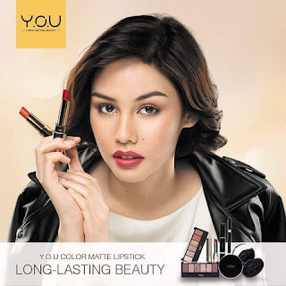 Nama dan Biodata Pemeran Iklan Kosmetik Y.O.U (Vanesha Prescilla)