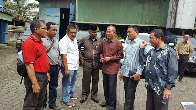 Komisi B DPRD Medan Minta PT.INTII Penuhi Hak Karyawan