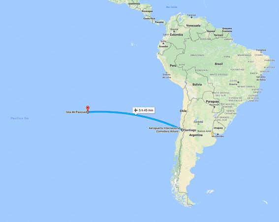 Situacion Isla de Pascua y Chile. Que ver 3 dias en Isla de Pascua