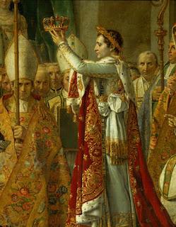 Resultado de imagen de napoleón coronación
