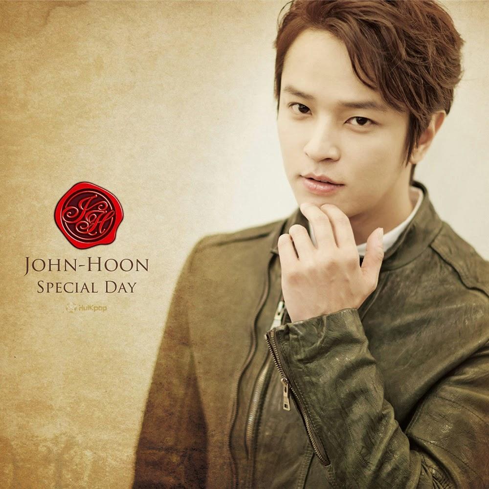 [Single] John-Hoon – Special Day (Japanese)
