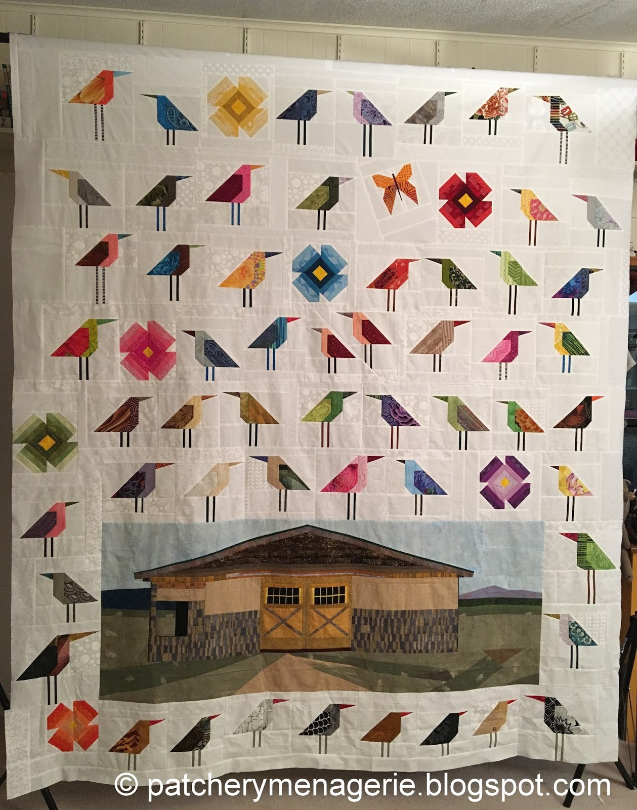 The Patchery Menagerie: The Colorado Quilt Flimsy is Complete! : colorado quilt - Adamdwight.com