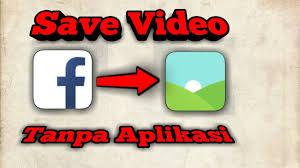 aplikasi download video facebook ke galeri