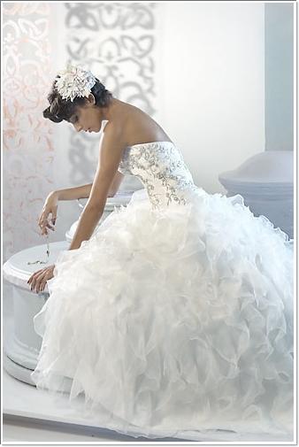 Puffy White Wedding Dress Designs Wedding Dress