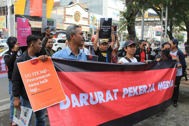 Darurat Pekerja Media; Wartawan Suara Merdeka Dipecat Tanpa Kejelasan