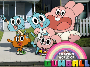 Technology News Pakistan ٹکنالوجی نیوز پاکستان It S A Fun Thing Only On Cartoon Network Toon Into The Premiere Of The Amazing World Of Gumball