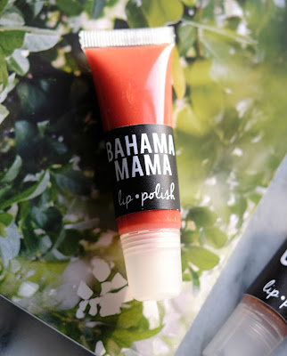 Parlo Cosmetics Lip Polish in Bahama Mama