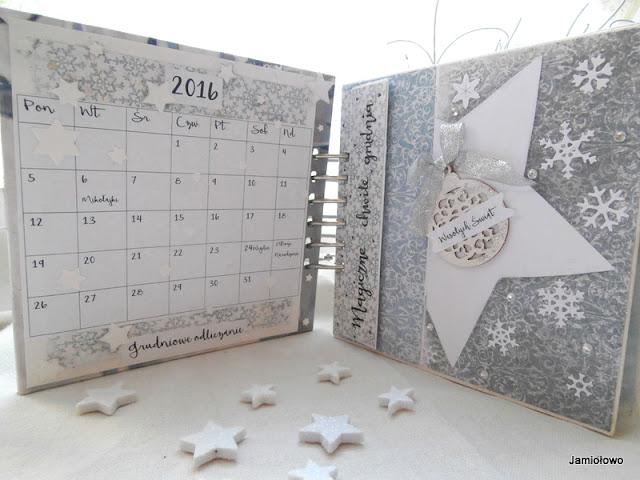 kalendarz -grudzień 2016