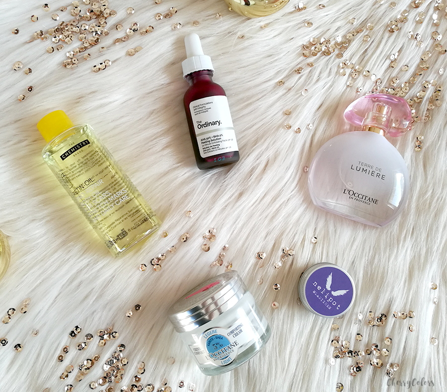 SKINCARE 2017 FAVORITES