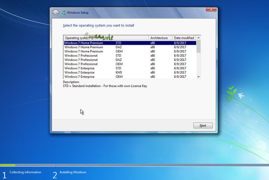 Windows 7 SP1 X86 X64 24in1 OEM en-US