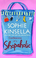 Confessions of a Shopaholic Review Recommendation - Sophie Kinsella - Women's Fiction Book Recommendations