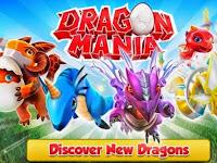 Dragon Mania Mod Apk v4.0.0 Unlimited Gold Coins