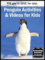 penguin activities for kids